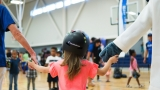 Knoxville Area Boys & Girls Club Youth Get Donated Helmets, Lessons in Bike Safety from UnitedHealthcare Pro Cycling Team